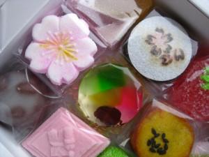Японские сладости, Flickr/bebot