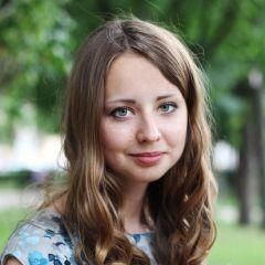 Маленький портрет Елена Королькова