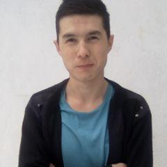 Маленький портрет Алмаз Бисенбаев