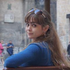 Маленький портрет Алина Стельмашук