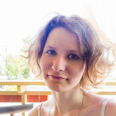 Маленький портрет Светлана Алембекова