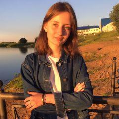 Маленький портрет Kira Belova
