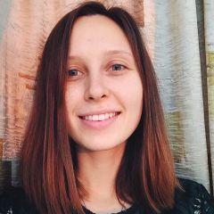 Маленький портрет Дарья Мехрякова