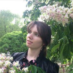 Маленький портрет Мария Благовестнова