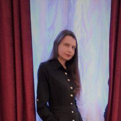 Маленький портрет Екатерина Славянова