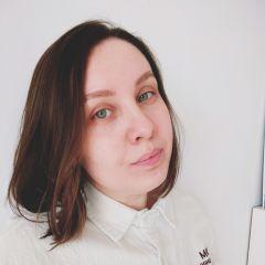 Маленький портрет Оксана Зуева