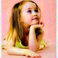 Un pequeño retrato de Елена